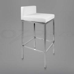 Bar Stool Chair Legs Rifton Feeding 4x Pu Leather Modern Kitchen Barstool
