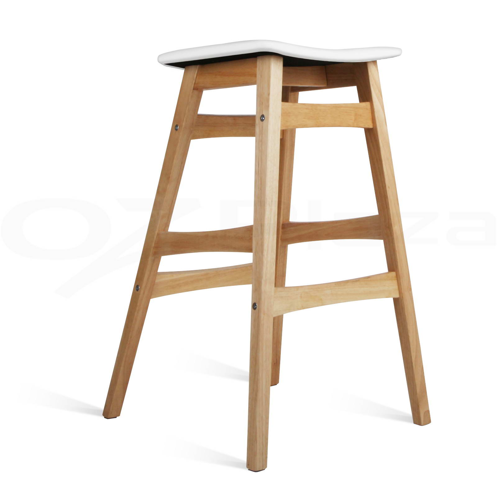 chair stools wooden etsy high covers 4x rubber wood bar stool barstool dining