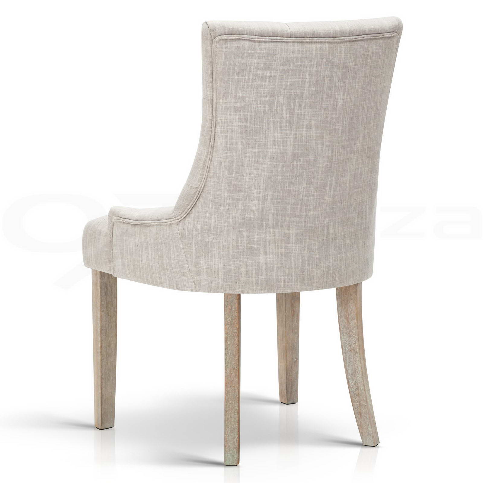 linen dining chair covers australia ikea childrens poang cayes fabric french provincial wood