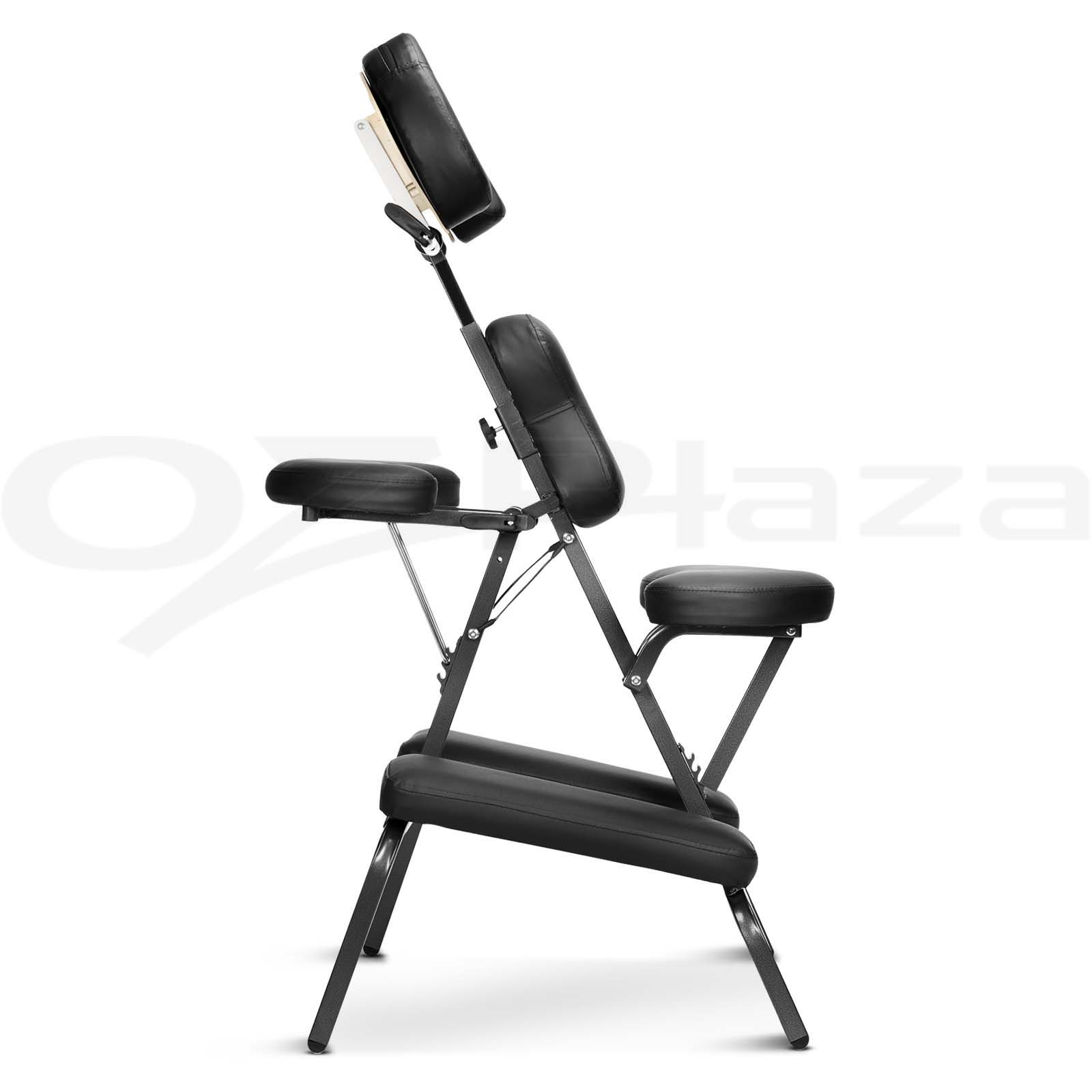 massage chair bed work bench aluminium portable beauty therapy tattoo