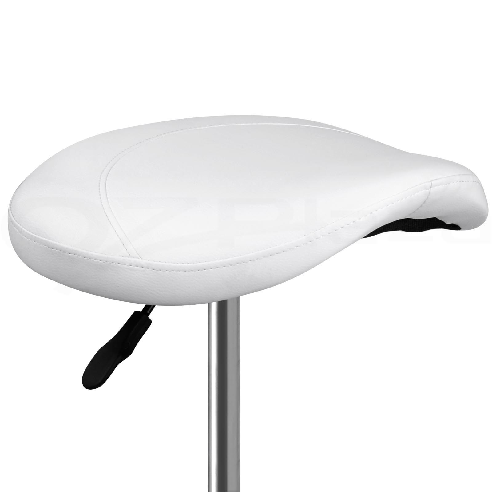 white hair styling chairs oversized saucer chair target saddle salon stool pu swivel barber dress