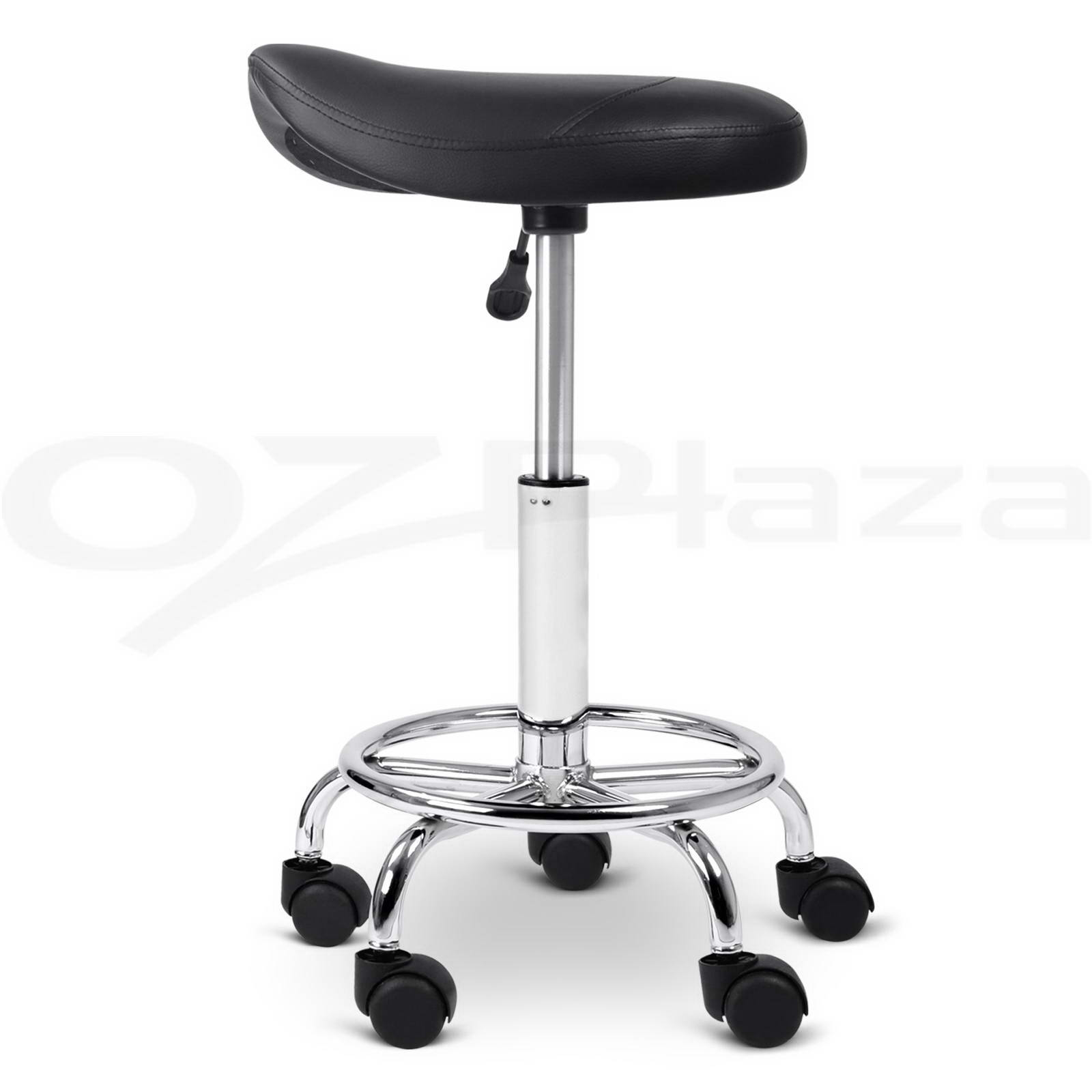 salon chairs ebay rosewood nz stool swivel barber hairdressing saddle round chair