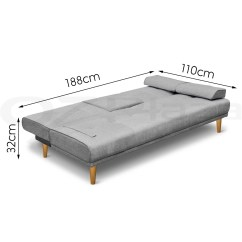 Durdham Fabric Chaise Longue Sofa Bed Shampoo Cleaning Dubai Linen Pu Leather Couch Outdoor Lounges Futon