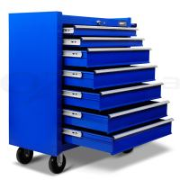 Giantz 7 Drawers Mechanic Tool BOX Storage Chest Cabinet ...