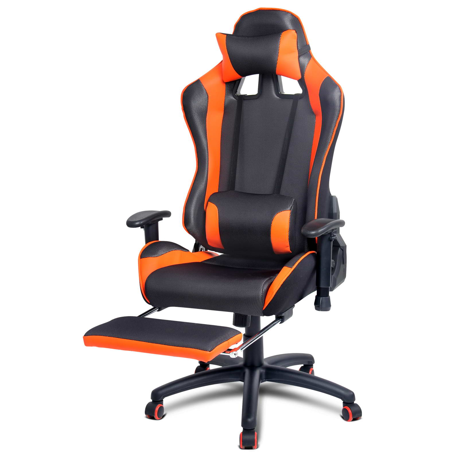 gaming chairs pc ikea tempe chair covers executive office racing computer pu mesh seat