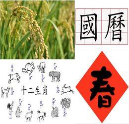 農曆國曆對照表-2020國曆換算農曆