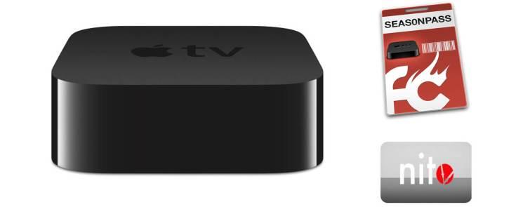 Apple TV 4G jailbreak on tvOS 9.x (iOS 9.0.1)