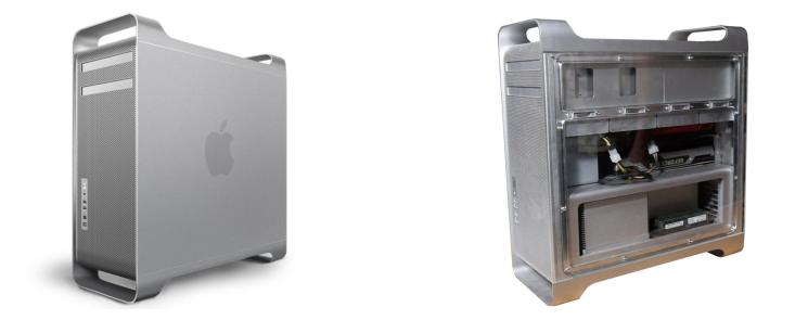 How to mod your Mac Pro to feature a transparent side panel – case mod [4K]