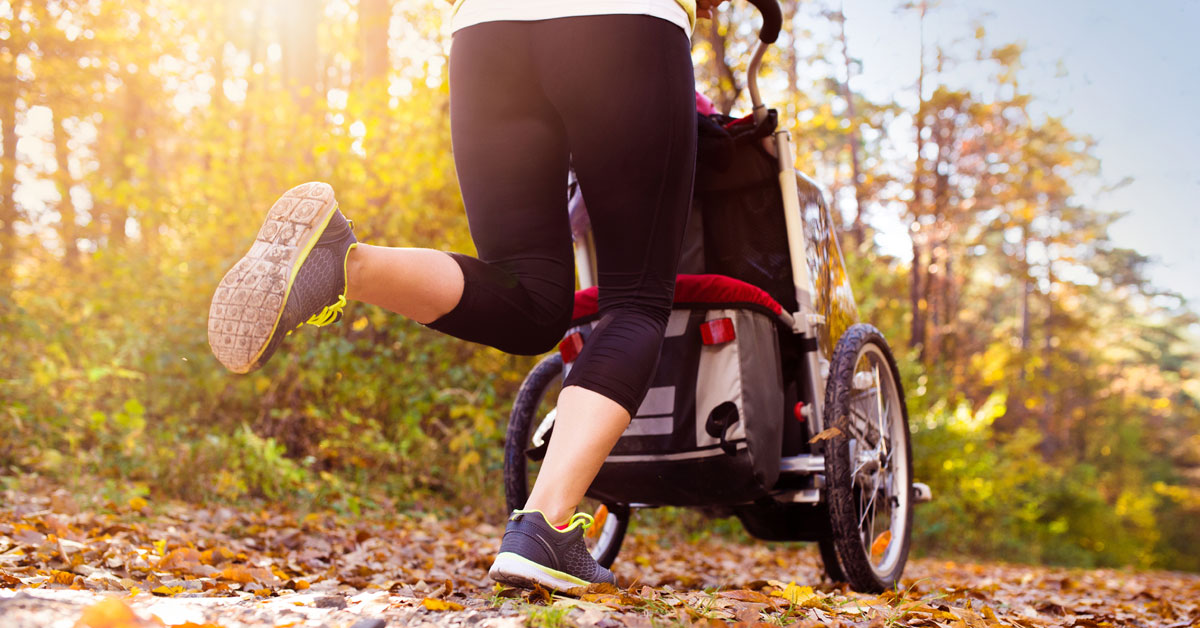 The Best Jogging Stroller  CreditDonkey