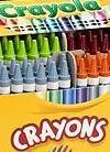 Binney & Smith Crayola Crayons