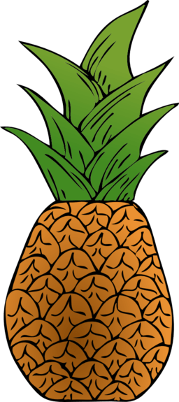 Alternative Pineapple Clipart  i2Clipart  Royalty Free
