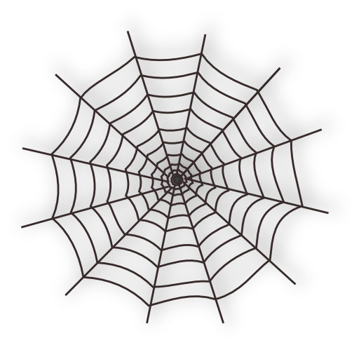 Halloween Spider Web Icon Clipart I2clipart Royalty Free