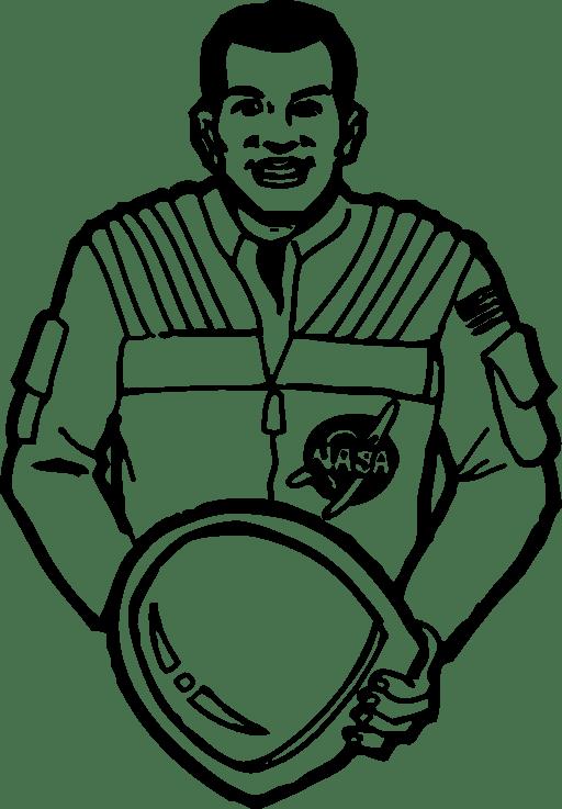 Astronaut Clipart i2Clipart - Royalty Free Public Domain