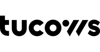 Tucows Black Logo