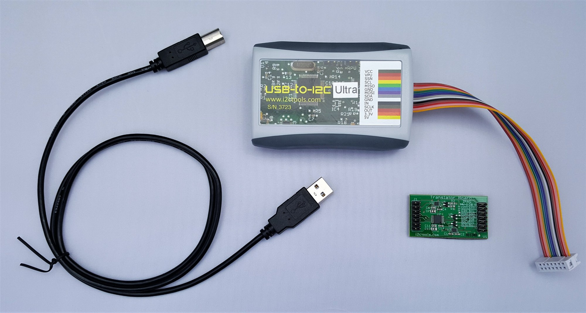 hight resolution of usb to i2c ultra