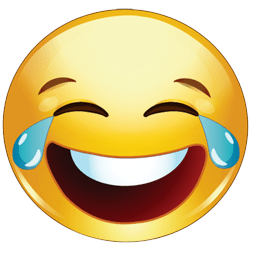 Image result for emoticon laughing