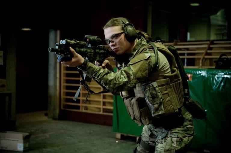 Norwegian Jegertroppen Operator