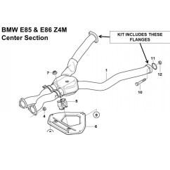 E46 M3 Seat Wiring Diagram For A Semi Trailer Plug Bmw Exhaust Flange Repair Kit