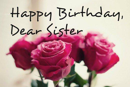 تهنئة عيد ميلاد اختي الحبيبة احلي العبارات والتهاني