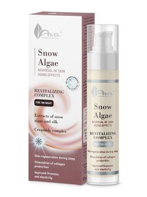 Alga-Nieve-crema-noche-Antiedad-ceramidas
