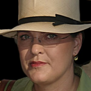 Führungen mit Hut: Kerstin Thiel-Lunghini