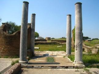 Sinagoga Ostia Antica [Wolfram Grajetzki]