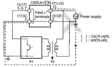 Incorrect Wiring Example