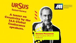 Bechara Mouzannar, Chief Creative Officer, Publicis Communications Middle East