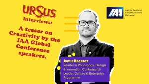 Dr Jamie Brassett, Reader in Philosophy, Design & Innovation, Central Saint Martins