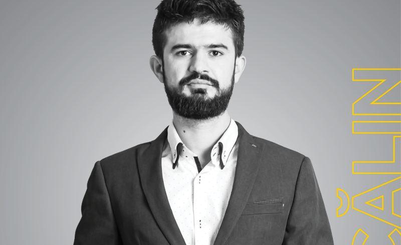 Călin Ionescu, Head of Accounts, Minio