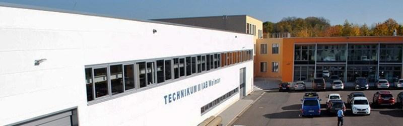 Bild Campus IAB Weimar