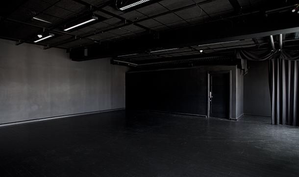 Wallpaper White Black Black Room Iac
