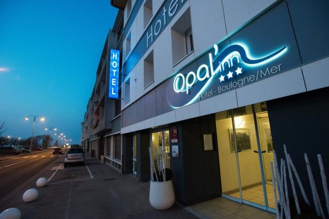 opal' inn boulogne sur mer