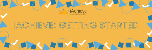 iAchieve: Getting Started