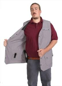 Idpa vest