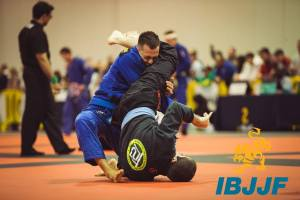 BJJ competition loss