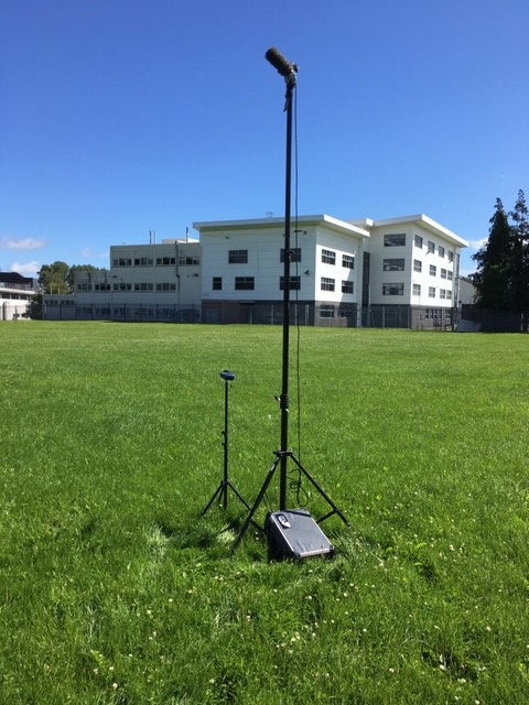 school acoustics  noise survey