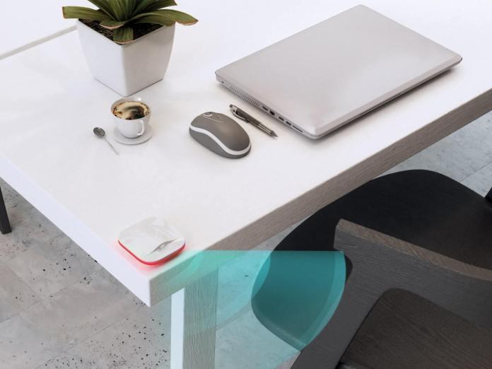 Desk Booking System Iadea