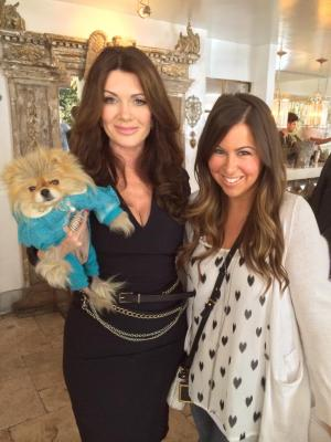 California Vacation Part 2: Lisa Vanderpump is my Bestie! - via www.iadorewhatilove.com
