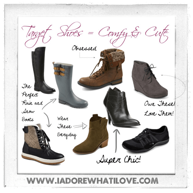 I Adore What I Love - Let's Talk Shoes - Target Shoes