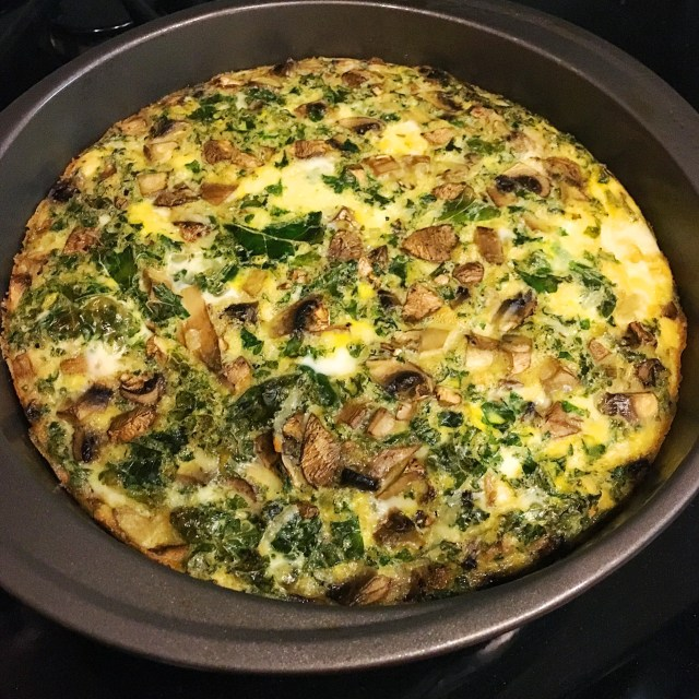 I Adore What I Love Blog // Weekly Wins #2 // Eat: Egg Frittata