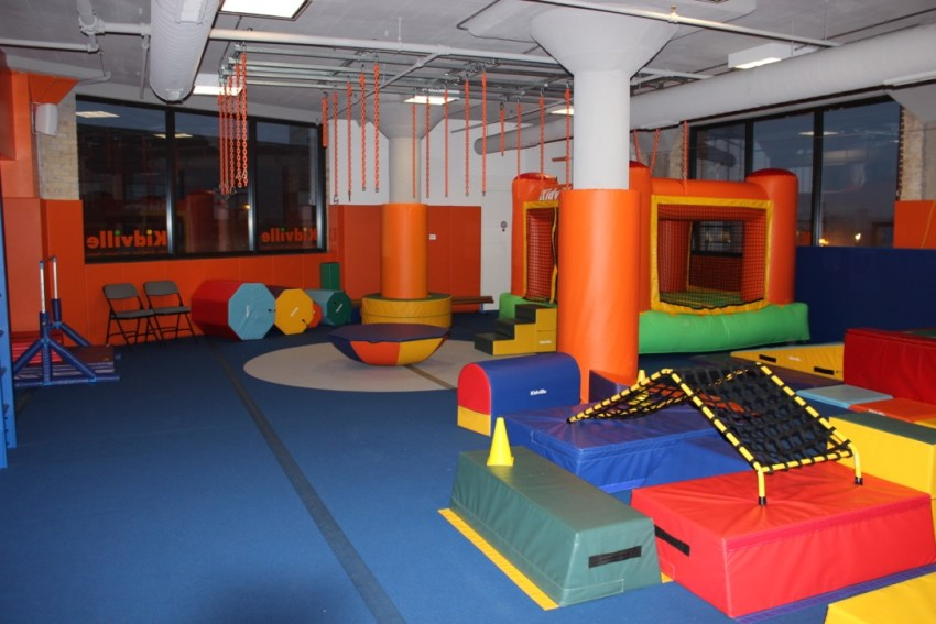 I Adore What I Love Blog // Brody's First Birthday Party - The Planning // Kidville Gym // www.iadorewhatilove.com #iadorewhatilove
