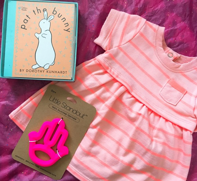 I Adore What I Love Blog // WEEKLY WINS #11 // Baby gift // www.iadorewhatilove.com #iadorewhatilove