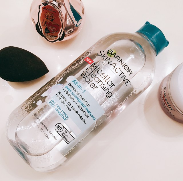 I Adore What I Love Blog // WEEKLY WINS #11 // Micellar Water // www.iadorewhatilove.com #iadorewhatilove
