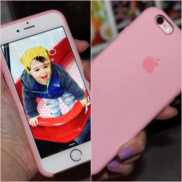 I Adore What I Love Blog // WEEKLY WINS #13 // Apple Silicone iPhone Case // www.iadorewhatilove.com #iadorewhatilove