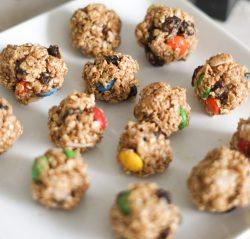 Need more energy while quarantined? (yes!!) Sharing the most delicious whole food snack that you can feel good about eating - Healthy No Bake Energy Bites!