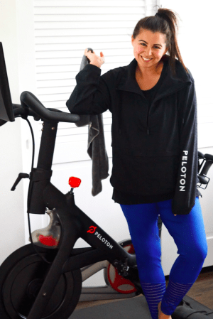 We love our Peloton bike!! Sharing why it was one of the best investments we could have made + why the app is awesome for anyone!