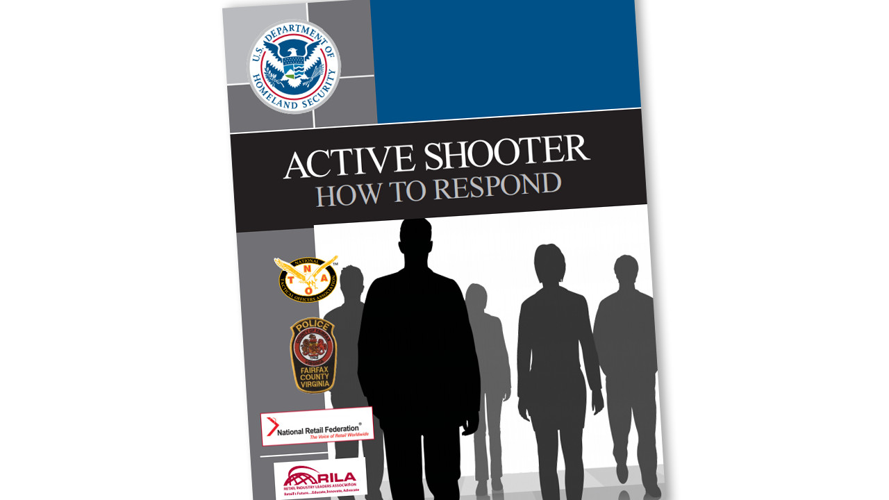 Active Shooter  How to Respond  citizensgeneral public