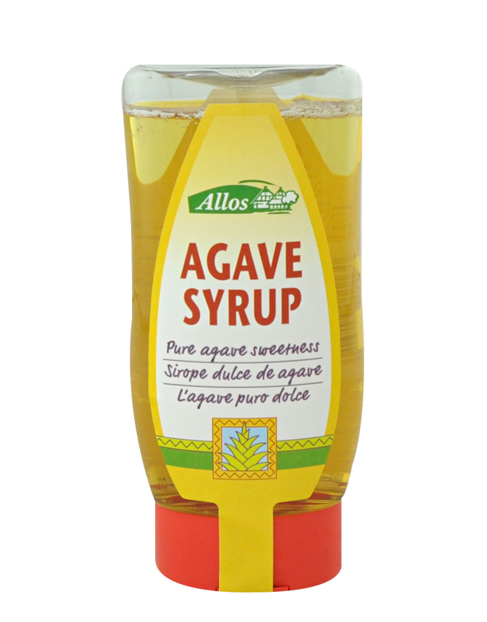 Agave Syrup by ALLOS (250ml) $ 5,78