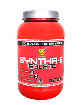 Syntha-6 Isolate by BSN SUPPLEMENTS (912 grams)